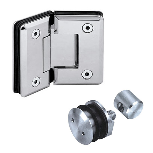Glass Shower Hardware